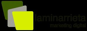 logotipo laminarrieta